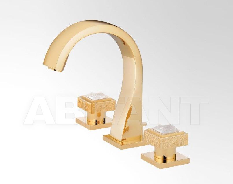 Купить Смеситель для раковины THG Bathroom A2T.151M Masque de Femme, engraved metal