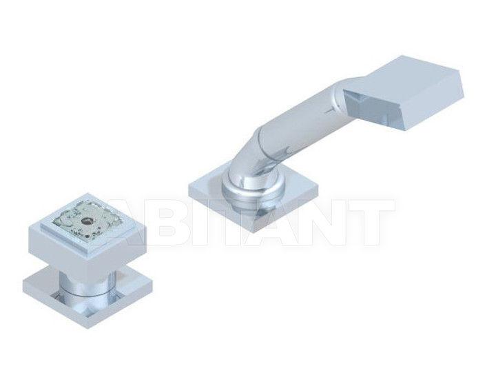 Купить Душевая система THG Bathroom A2U.6532/60A Masque de Femme, smooth metal