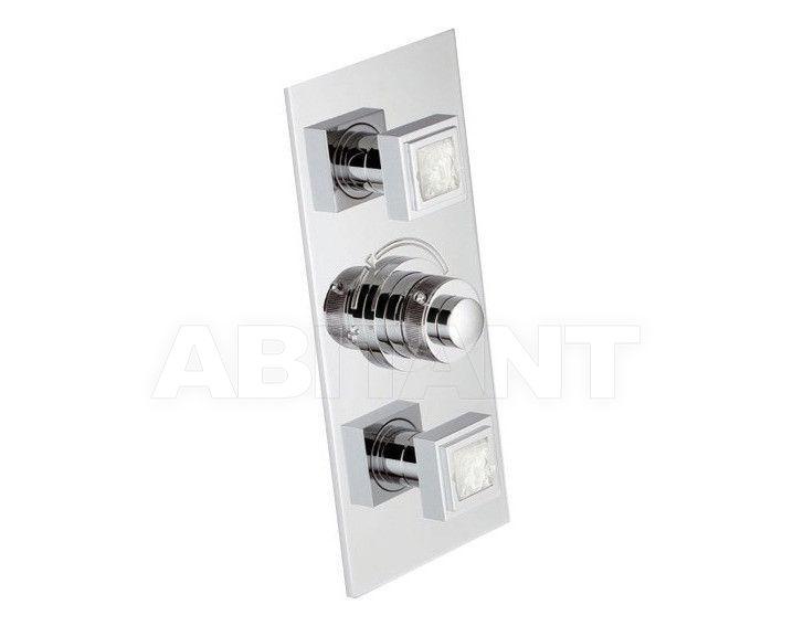 Купить Смеситель термостатический THG Bathroom A2U.5400B Masque de Femme, smooth metal