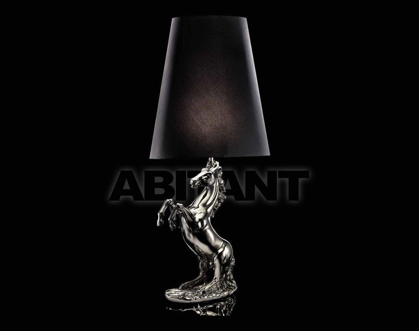 Купить Лампа настольная RAMPANT HORSE LAMP Villari Grande Opera Ii 0000470-606