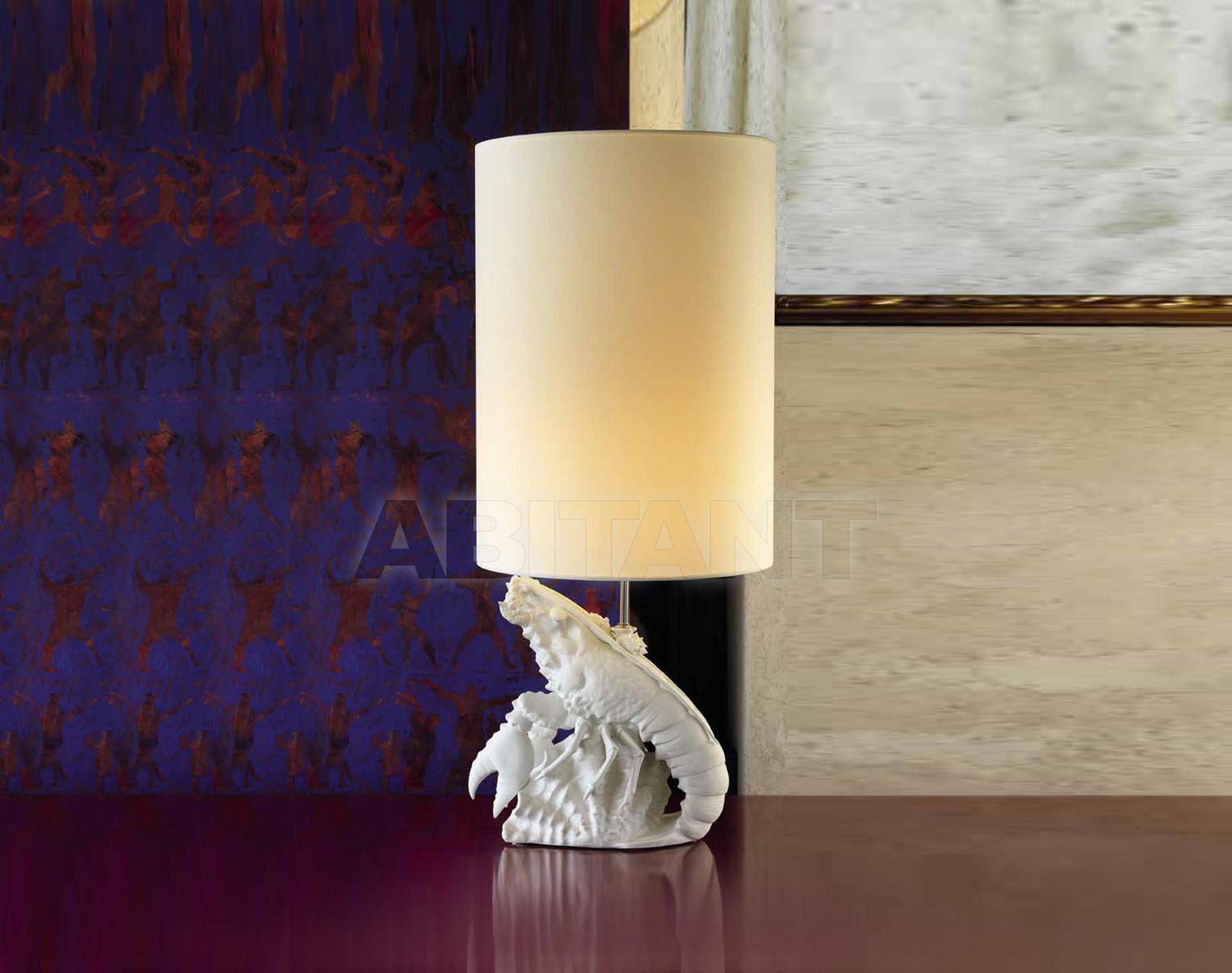 Купить Лампа настольная BIG SEA CRAWFISH Villari Grande Opera Ii 0000481-101