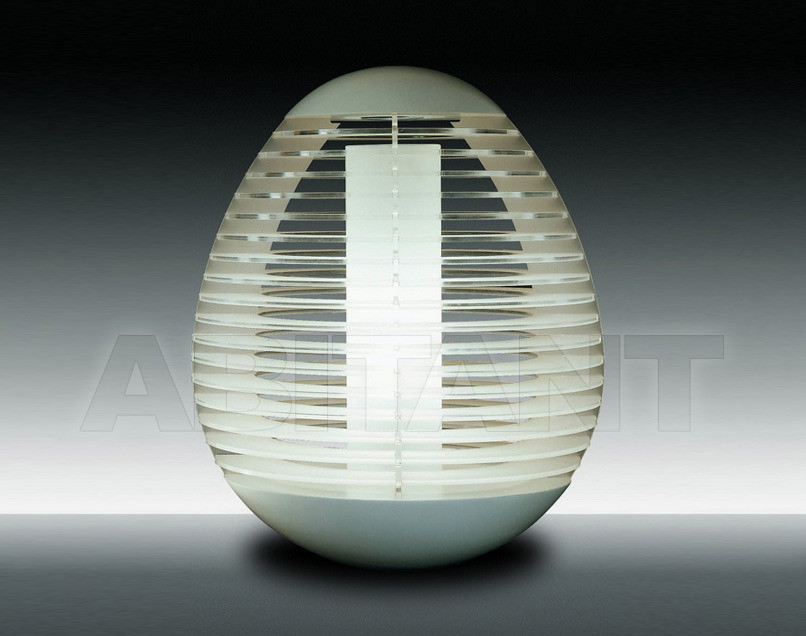 Купить Лампа настольная TOCCO Penta Tavolo 0405-04-20 MAXI OVAL white