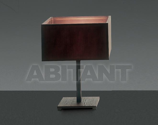 Купить Лампа настольная WOOD Penta Tavolo 0132-01 SMALL SQUARE