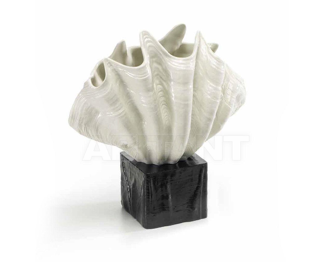 Купить Интерьерная миниатюра SEE VASE (BIG SHELL) Villari Grande Opera Ii 0002426-103