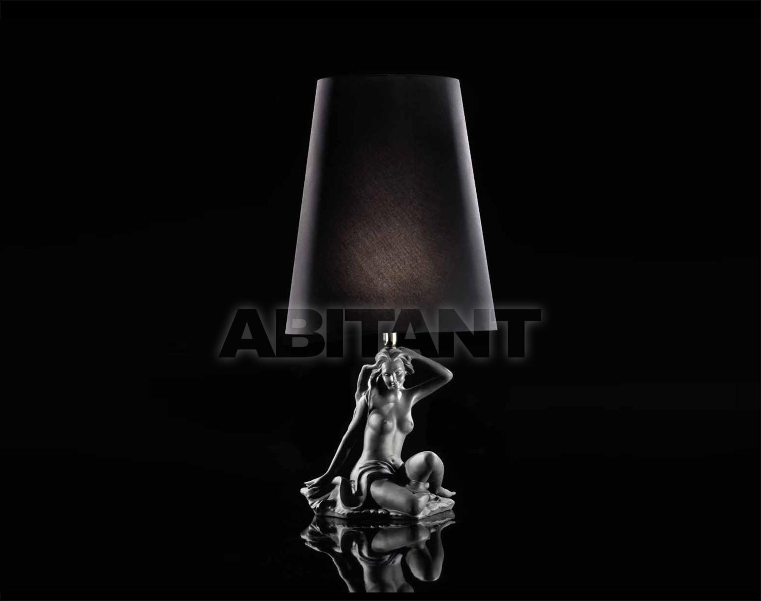 Купить Лампа настольная BIG SIZE SIT DOWN WOMAN-FOSCA Villari Grande Opera Ii 0000459-807