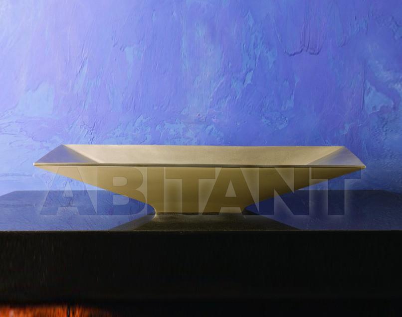 Купить Раковина накладная Stone Forest Раковины из меди, бронзы и нерживеющей стали СP-50-24 / GB