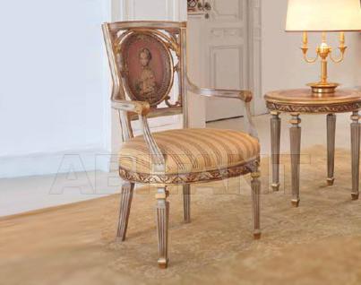 Купить Стул с подлокотниками Galimberti Lino Hospitality 2530B/P