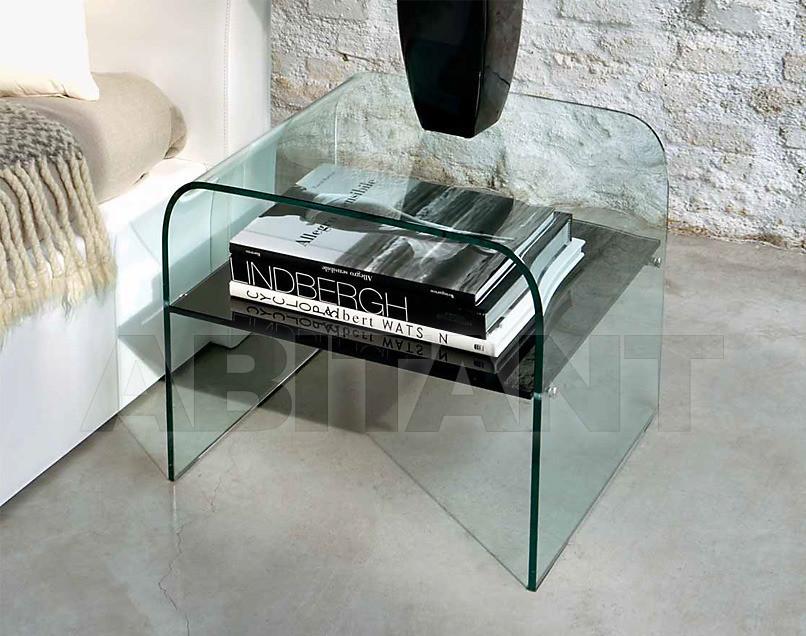 Купить Столик журнальный Unico Italia Zero Quattro TVL027