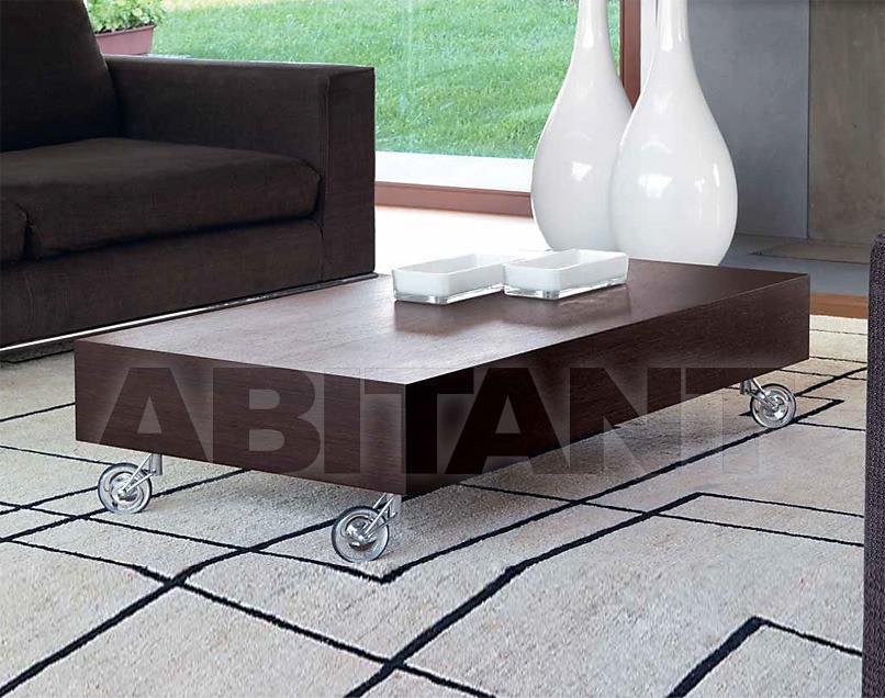 Купить Столик журнальный Unico Italia Zero Quattro TVL042