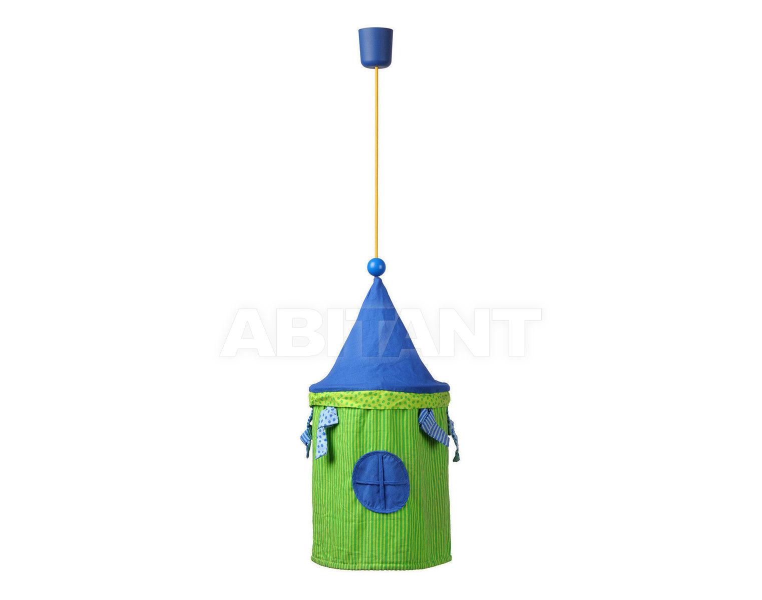 Купить Светильник для детской HOUSE Lucide  Kids 77461/01/33