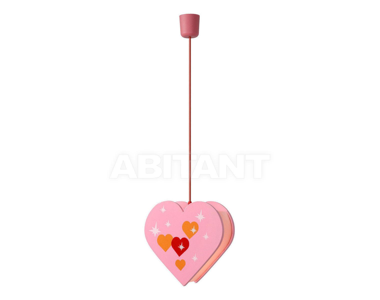 Купить Светильник для детской HEART Lucide  Kids 77462/01/66
