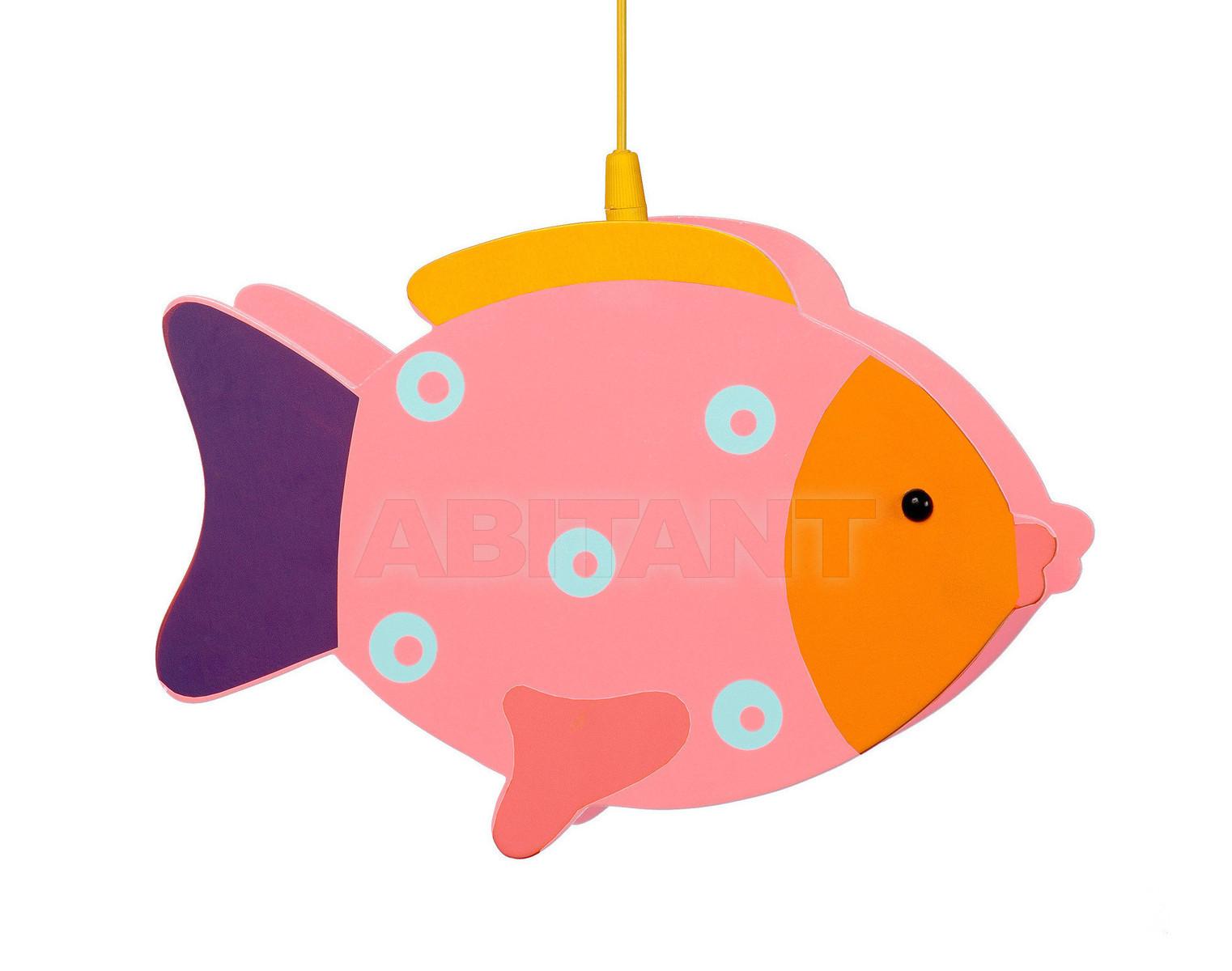 Купить Светильник для детской FISH Lucide  Kids 77460/01/66