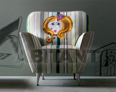 Купить Кресло Creazioni 2011 CR/3871