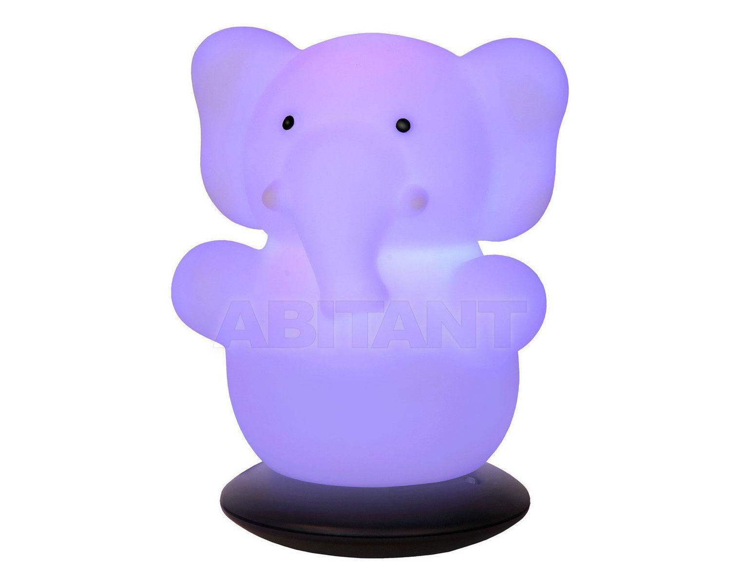 Купить Светильник для детской ELEPHANT Lucide  Kids 71530/21/31