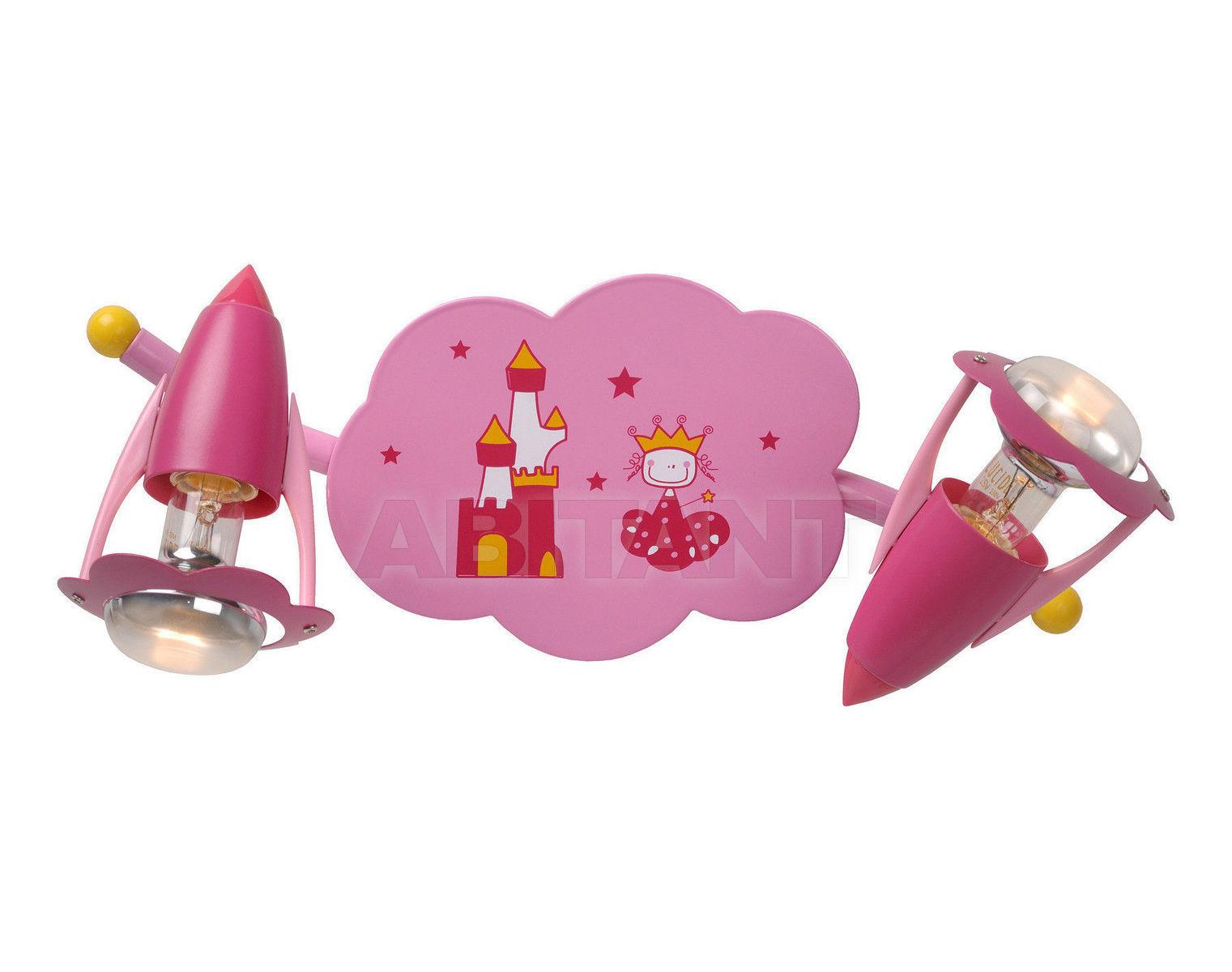 Купить Светильник для детской PINKY Lucide  Wall & Ceiling Lights 77273/02/66