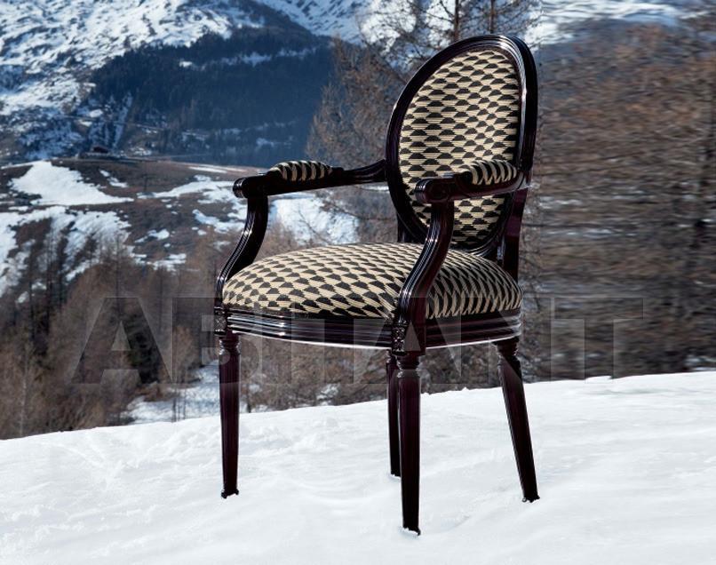Купить Стул с подлокотниками Creazioni 2011 CR/610