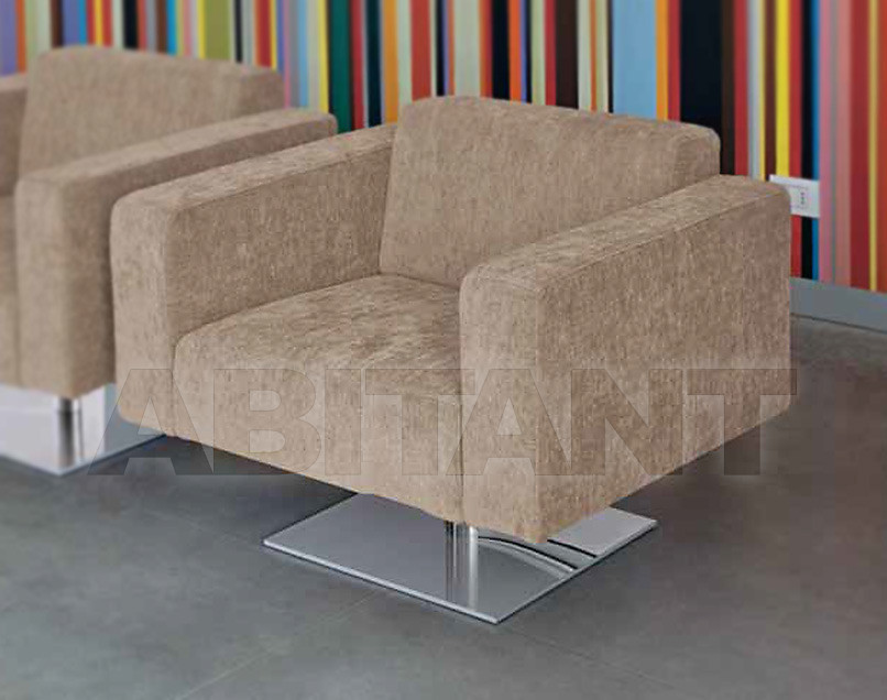 Купить Кресло Unico Italia Zero Quattro POL004