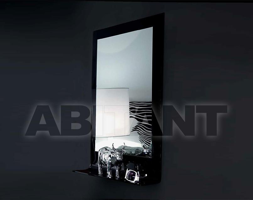 Купить Зеркало настенное Unico Italia Zero Quattro SPE012