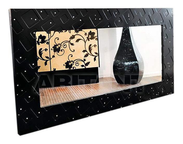 Купить Зеркало настенное Unico Italia Zero Sei SPE028 2