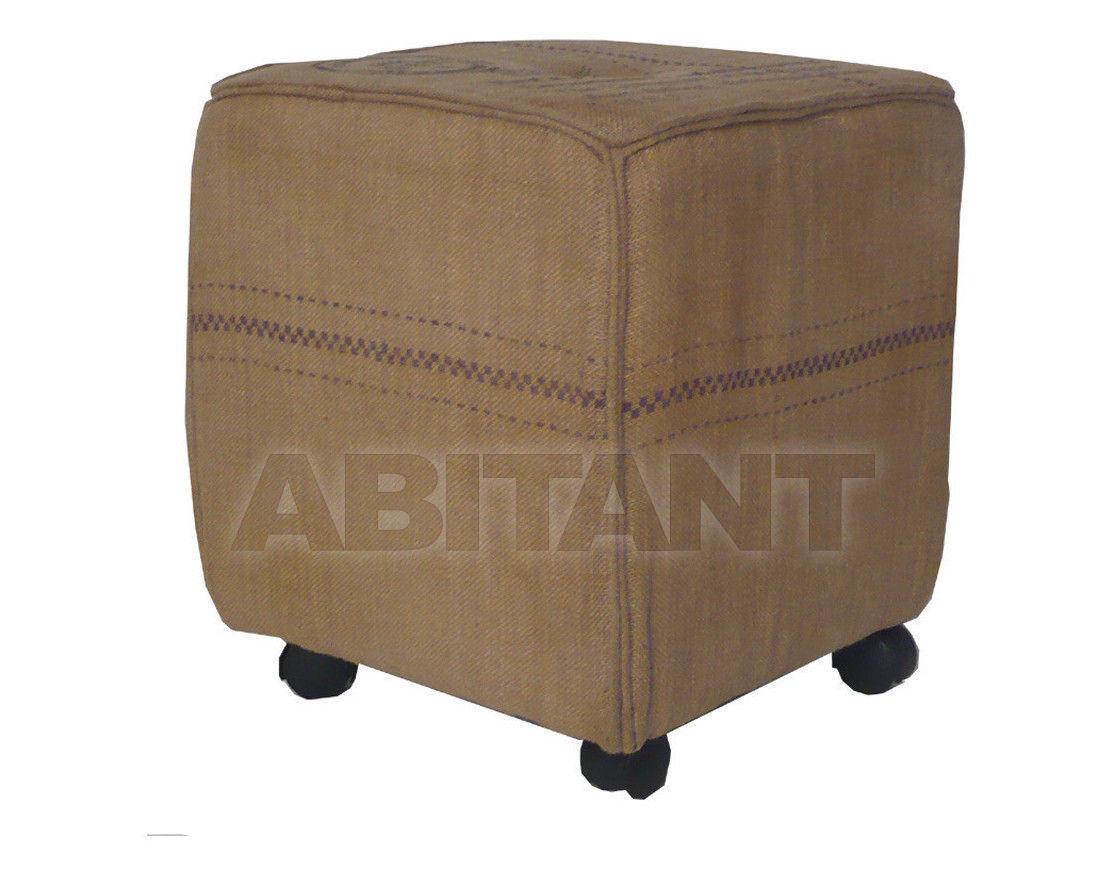 Купить Пуф Dialma Brown Mobili DB002673