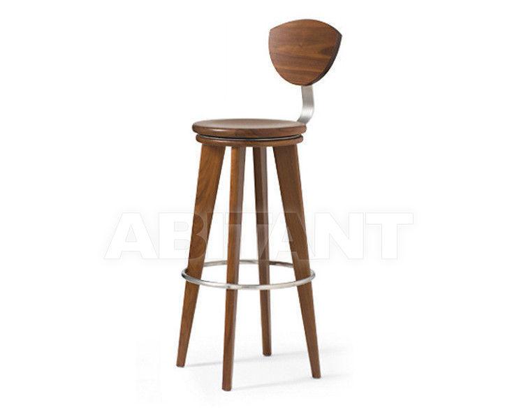 Купить Барный стул Altura Furniture 2013 Top Stool-02 со спинкой / NATURAL
