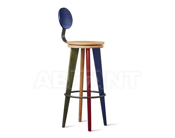 Купить Барный стул Altura Furniture 2013 Top Stool-02 со спинкой / NATURAL 3