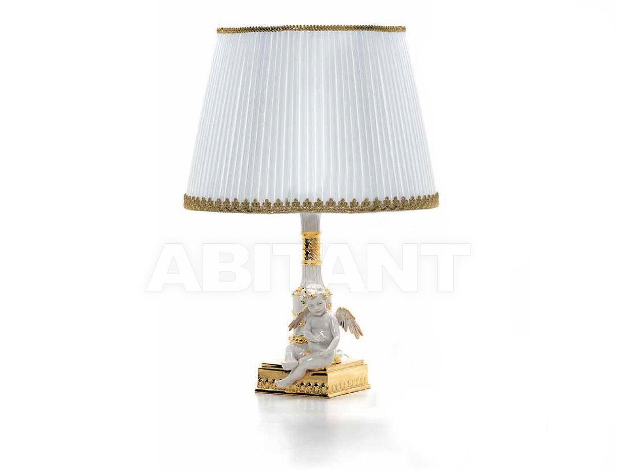 Купить Лампа настольная Villari Gold 10.0330-004