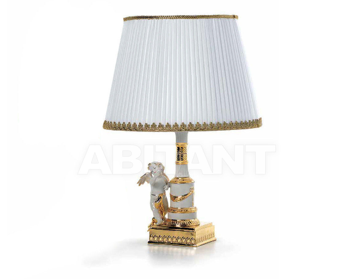 Купить Лампа настольная Villari Gold 10.0331-004