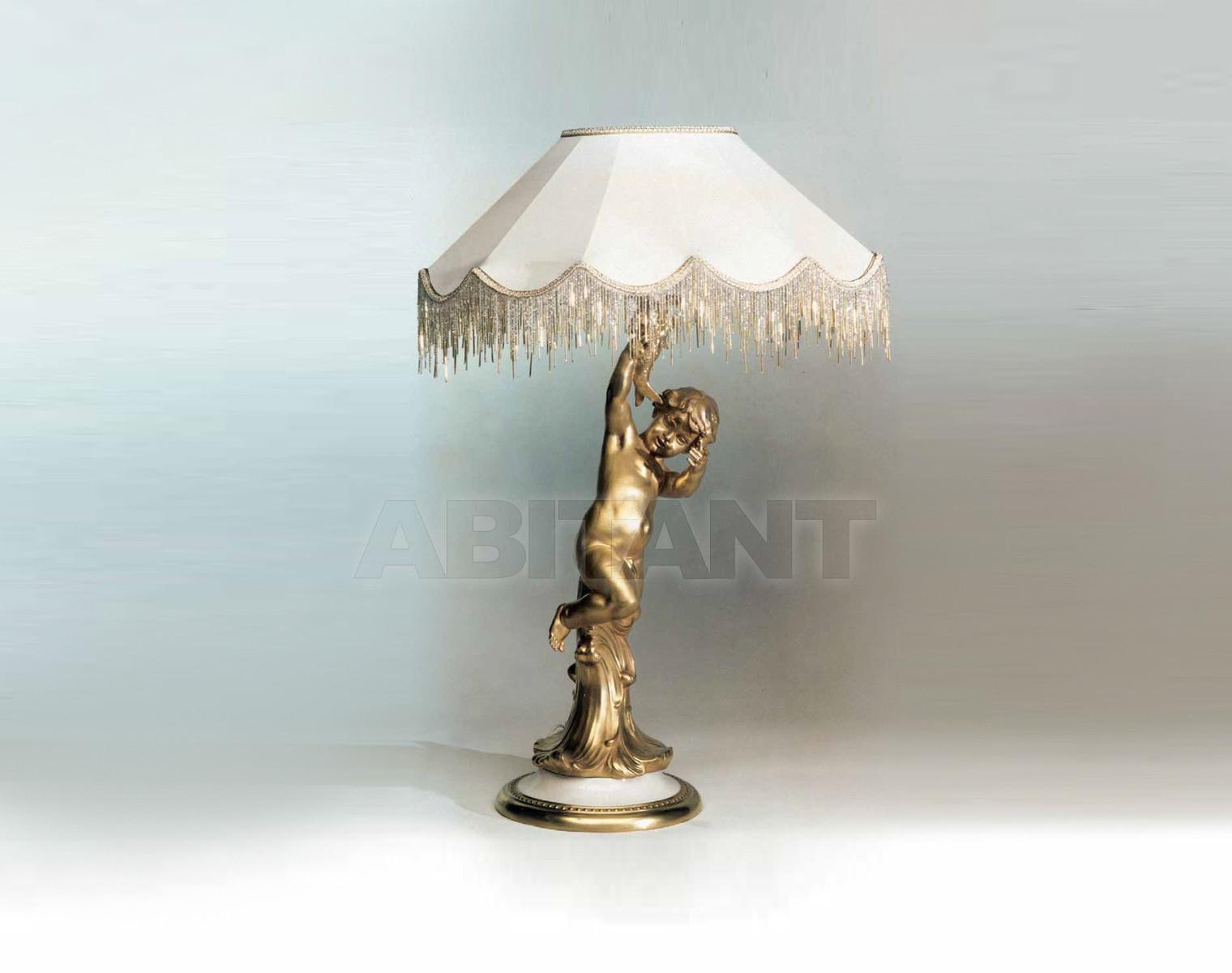 Купить Лампа настольная Villari Gold 0000138-006