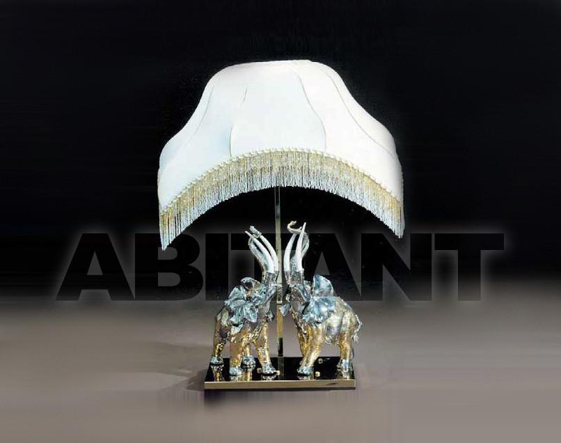 Купить Лампа настольная Villari Gold 0000124-006