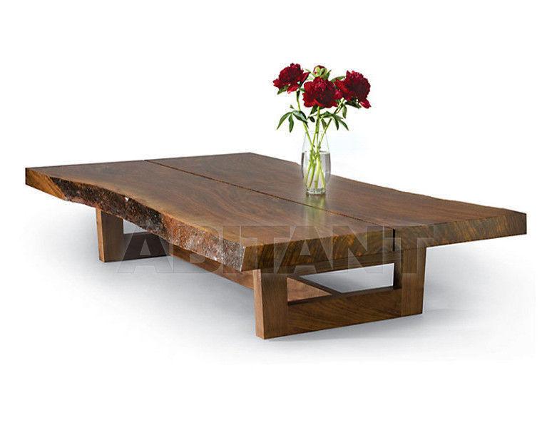 Купить Столик журнальный Altura Furniture 2013 Duette Coffee 60'x36' / LIVE EDGE