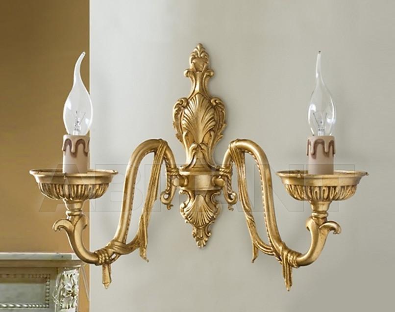 Купить Светильник настенный Due Effe lampadari Applique 252 A-2/L