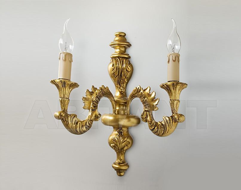 Купить Светильник настенный Due Effe lampadari Applique 3002 A-2/L