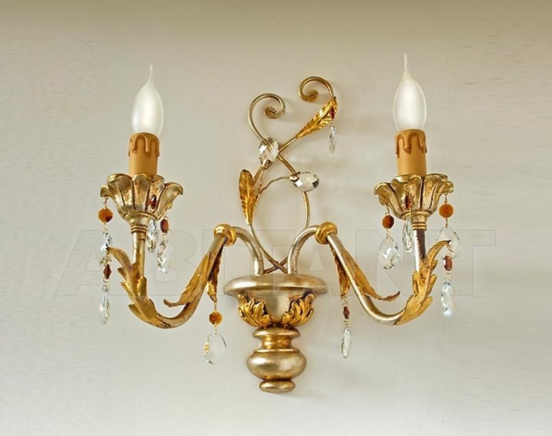 Купить Светильник настенный Due Effe lampadari Applique Elisa A-2/L