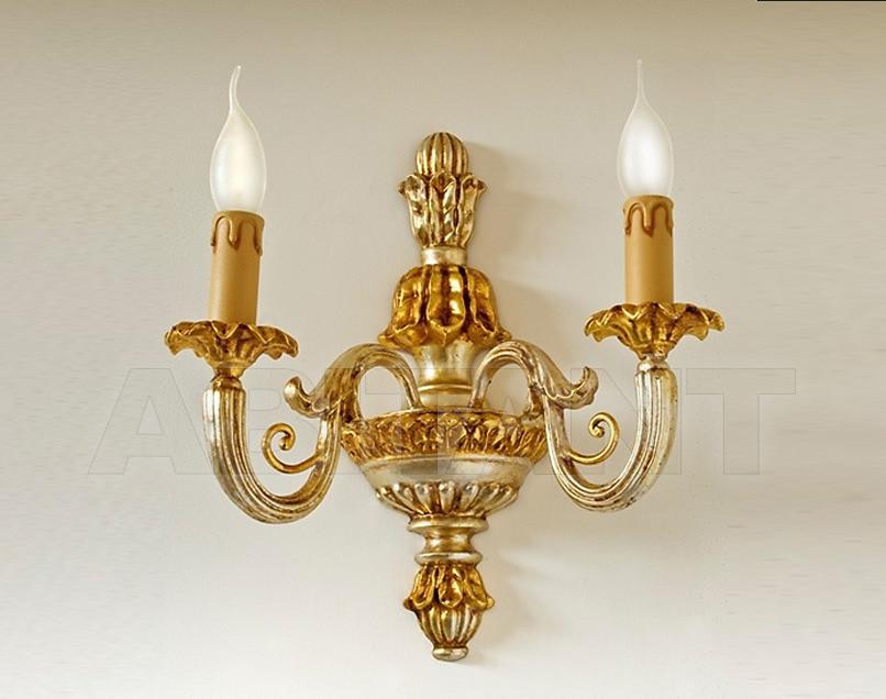 Купить Светильник настенный Due Effe lampadari Applique Lucia A-2/L