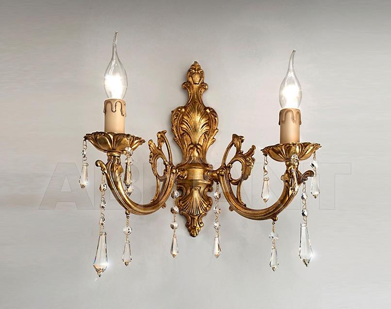 Купить Светильник настенный Due Effe lampadari Applique 342 A-2/L