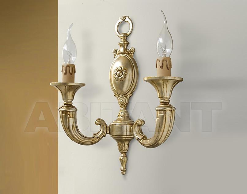 Купить Светильник настенный Due Effe lampadari Applique 72311 A-2 L