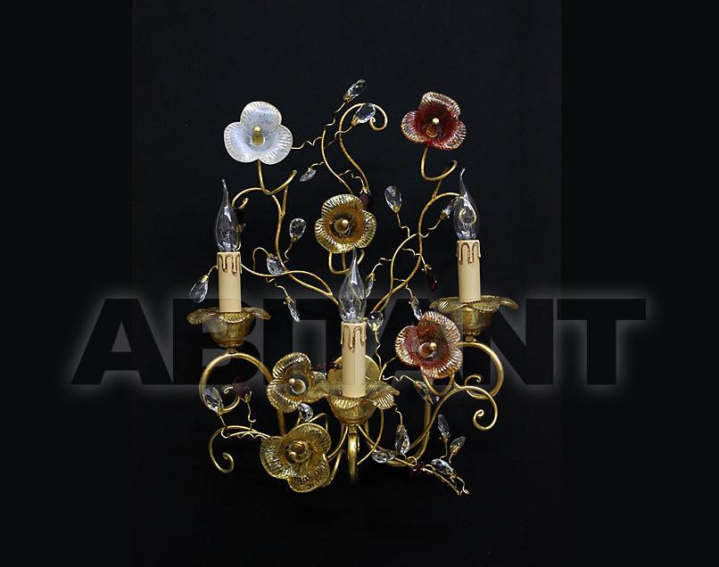 Купить Светильник настенный Due Effe lampadari Applique Lady A-3/L