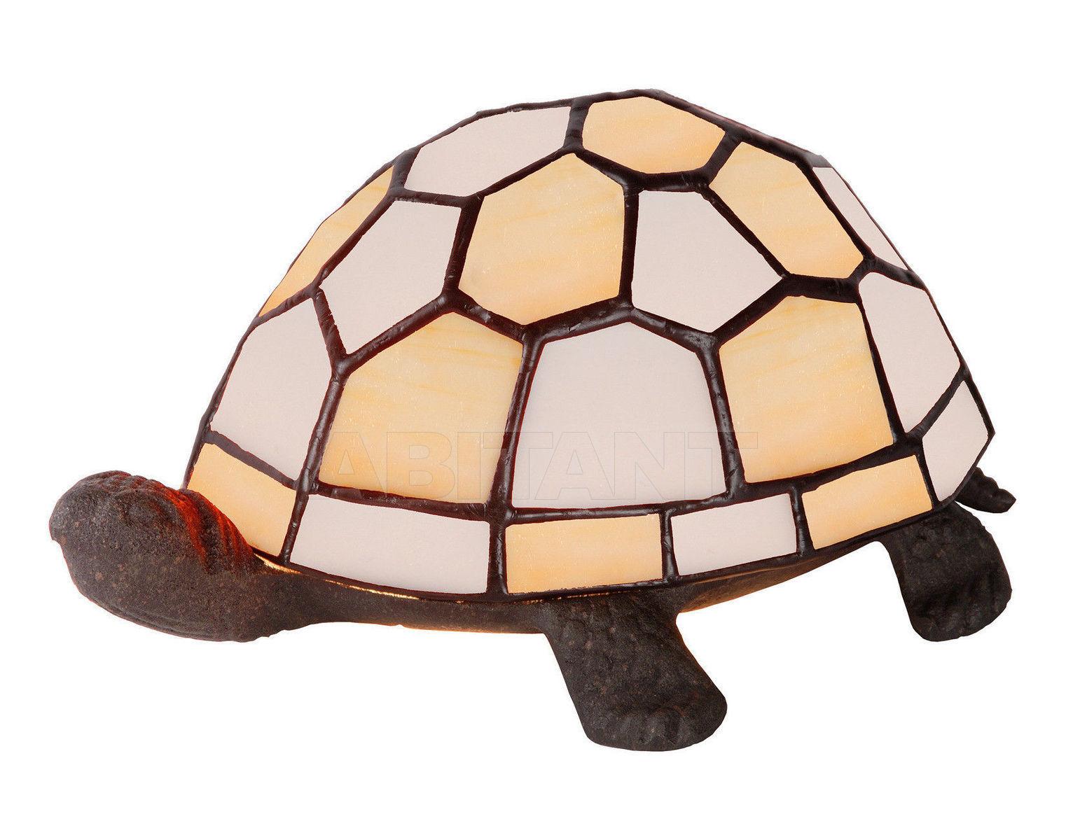 Купить Лампа настольная TURTLE Lucide  Tiffany 15502/01/38