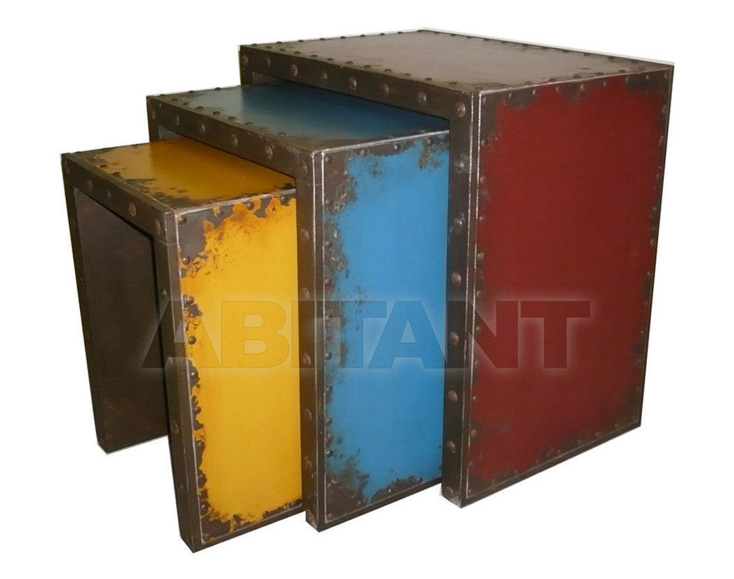Купить Столик приставной Dialma Brown Mobili DB002493