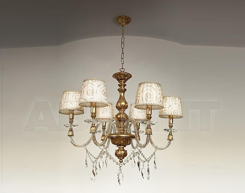 Купить Люстра Due Effe lampadari Lampadari 3000 Crystal/6