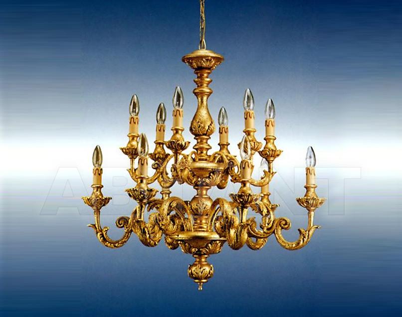 Купить Люстра Due Effe lampadari Lampadari 3000/gigante 6+6L