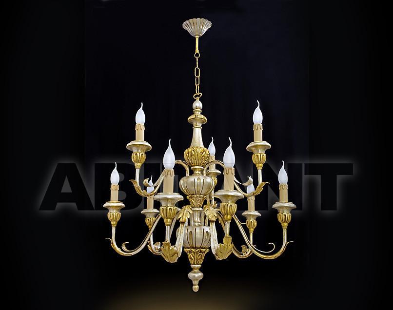 Купить Люстра Due Effe lampadari Lampadari 3004/6+3L