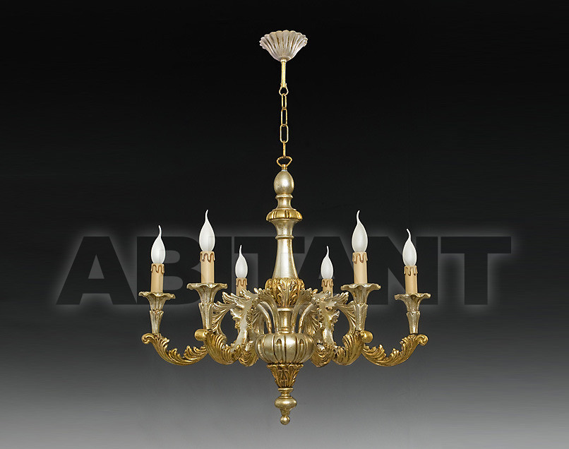Купить Люстра Due Effe lampadari Lampadari 3006/6