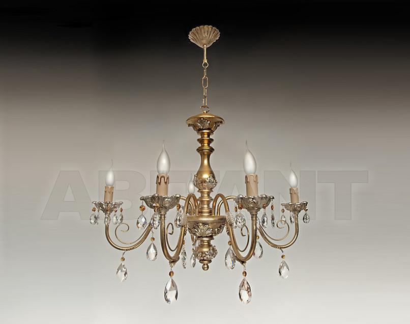 Купить Люстра Due Effe lampadari Lampadari 3000/5L con SW