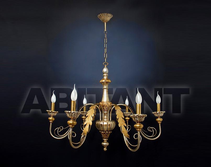 Купить Люстра Due Effe lampadari Lampadari Mattia /6L