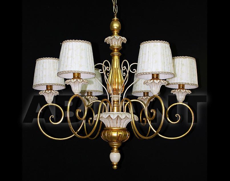Купить Люстра Due Effe lampadari Lampadari Omar/6L con paralumi