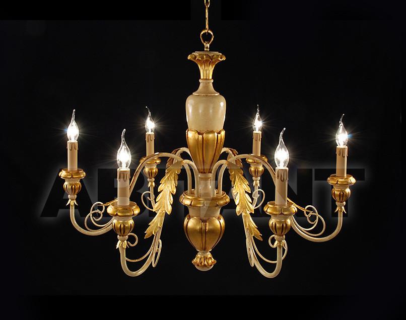 Купить Люстра Due Effe lampadari Lampadari Papillon 754/6L