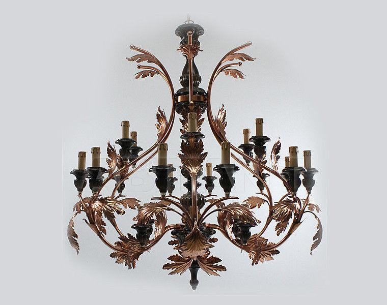 Купить Люстра Due Effe lampadari Lampadari Teseo/24L