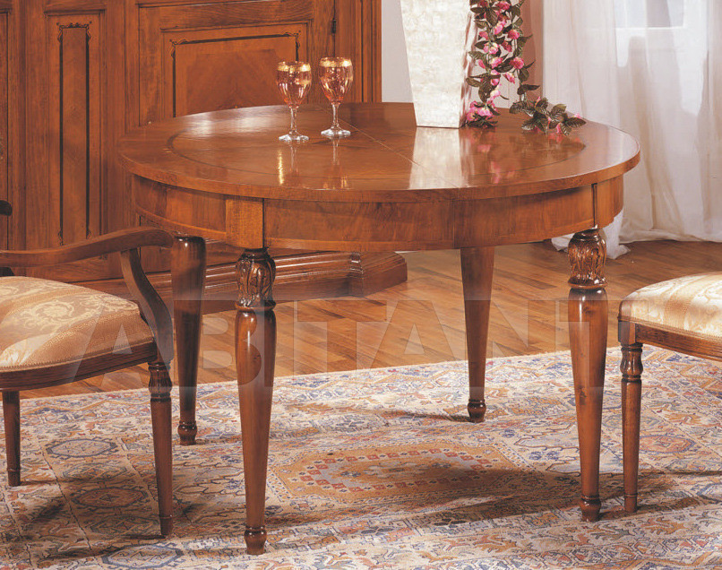 Купить Стол обеденный Stile Elisa Carlo X 2058